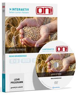 Unser Getreide - Ein Unterrichtsmedium auf DVD