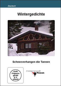 Wintergedichte - Ein Unterrichtsmedium auf DVD