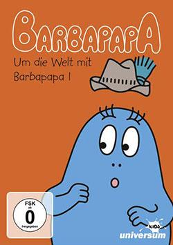 Um die Welt mit Barbapapa - DVD 1 - Ein Unterrichtsmedium auf DVD