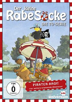 Der kleine Rabe Socke - Die Serie - Teil 1 - Ein Unterrichtsmedium auf DVD