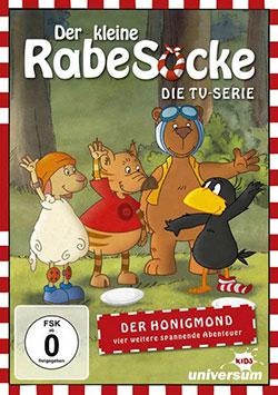 Der kleine Rabe Socke - Die Serie - Teil 4 - Ein Unterrichtsmedium auf DVD
