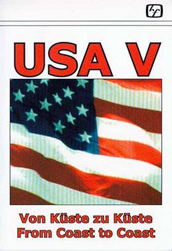 USA V: Von Küste zu Küste/Coast to Coast - Ein Unterrichtsmedium auf DVD