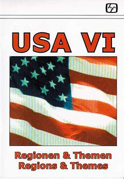 USA VI: Regionen + Themen /Regions + Themes - Ein Unterrichtsmedium auf DVD