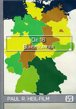 Die 16 Bundesländer - Ein Unterrichtsmedium auf DVD