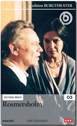 Rosmersholm - Ein Unterrichtsmedium auf DVD
