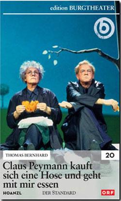 Claus Peymann kauft sich eine Hose - Ein Unterrichtsmedium auf DVD