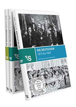 Zeitreisen - Die Deutschen 1815- 1918 - Ein Unterrichtsmedium auf DVD