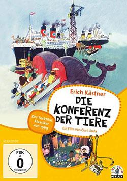 Erich Kästner: Die Konferenz der Tiere - Ein Unterrichtsmedium auf DVD