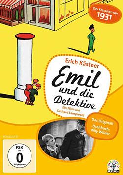 Erich Kästner: Emil und die Detektive - Ein Unterrichtsmedium auf DVD