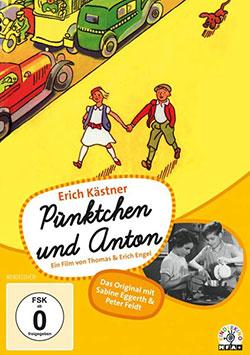 Erich Kästner: Pünktchen und Anton - Ein Unterrichtsmedium auf DVD