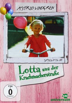 Lotta aus der Krachmacherstrasse - Ein Unterrichtsmedium auf DVD