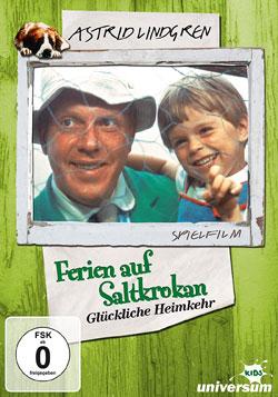 Ferien auf Saltkrokan - Glückliche Heimkehr - Ein Unterrichtsmedium auf DVD