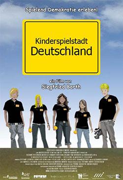 Kinderspielstadt Deutschland - Ein Unterrichtsmedium auf DVD