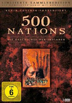 500 Nations - Ein Unterrichtsmedium auf DVD