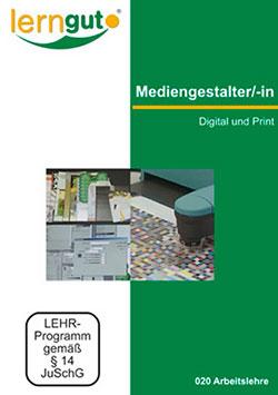 Mediengestalter/-in Digital und Print - Ein Unterrichtsmedium auf DVD