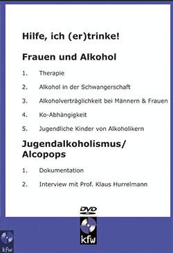 Hilfe, ich (er)trinke!, Jugendalkoholismus/ Alcopops - Ein Unterrichtsmedium auf DVD