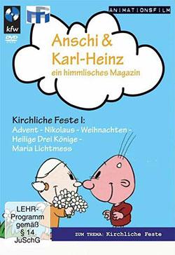 Anschi & Karl-Heinz - Ein Unterrichtsmedium auf DVD