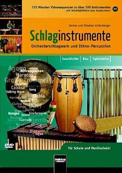 Schlaginstrumente - Ein Unterrichtsmedium auf DVD