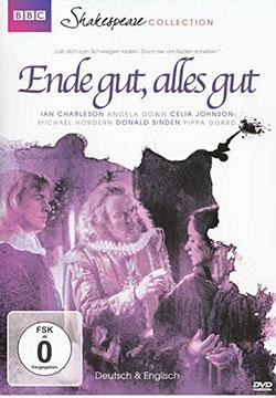 Shakespeares - Ende gut alles gut - Ein Unterrichtsmedium auf DVD