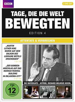Tage, die die Welt bewegten - Edition 4 (2 DVDs) - Ein Unterrichtsmedium auf DVD