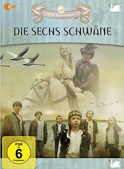 Märchenperlen: Die sechs Schwäne - Ein Unterrichtsmedium auf DVD