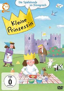 Kleine Prinzessin - Die Spielstunde im Königreich - Ein Unterrichtsmedium auf DVD