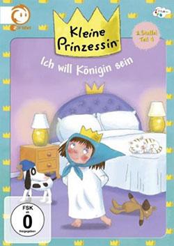 Kleine Prinzessin - Ich will Königin sein - Ein Unterrichtsmedium auf DVD