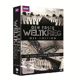 Der Erste Weltkrieg - Die Edition (2 DVDs) - Ein Unterrichtsmedium auf DVD