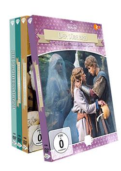 Märchenperlen - Die Sammlung [4 DVDs] - Ein Unterrichtsmedium auf DVD