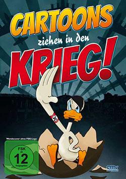 Cartoons ziehen in den Krieg - Ein Unterrichtsmedium auf DVD