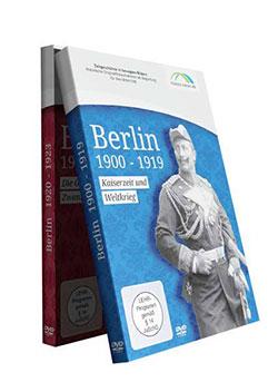 Berlin 1900 - 1923 (2 DVDs) - Ein Unterrichtsmedium auf DVD
