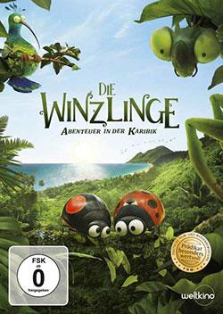 Die Winzlinge - Abenteuer in der Karibik - Ein Unterrichtsmedium auf DVD
