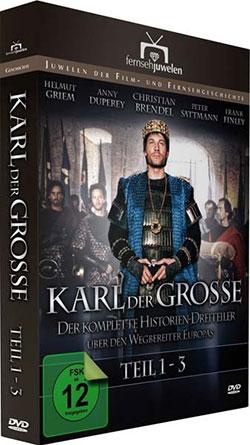 Karl der Grosse - Ein Unterrichtsmedium auf DVD