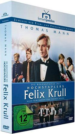 Thomas Mann: Die Bekenntnisse des Hochstaplers Felix Krull - Ein Unterrichtsmedium auf DVD