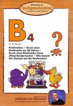 B4 - Bibliothek der Sachgeschichten - Ein Unterrichtsmedium auf DVD