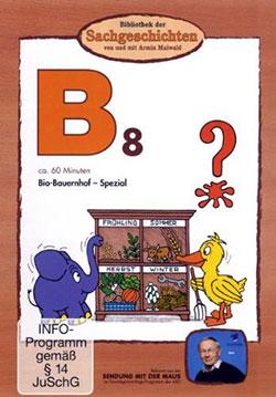 B8 - Bibliothek der Sachgeschichten - Ein Unterrichtsmedium auf DVD