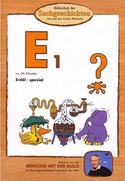 E1 - Bibliothek der Sachgeschichten - Ein Unterrichtsmedium auf DVD