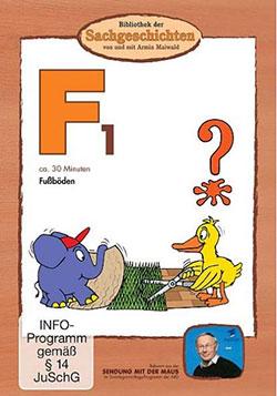 F1 - Bibliothek der Sachgeschichten - Ein Unterrichtsmedium auf DVD