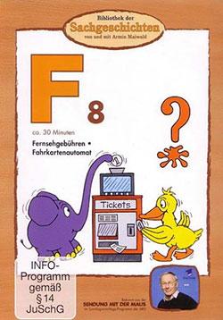 F8 - Bibliothek der Sachgeschichten - Ein Unterrichtsmedium auf DVD