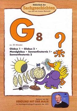 G8 - Bibliothek der Sachgeschichten - Ein Unterrichtsmedium auf DVD
