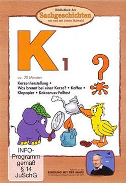 K1 - Bibliothek der Sachgeschichten - Ein Unterrichtsmedium auf DVD