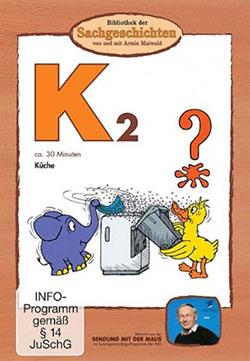 K2 - Bibliothek der Sachgeschichten - Ein Unterrichtsmedium auf DVD