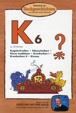 K6 - Bibliothek der Sachgeschichten - Ein Unterrichtsmedium auf DVD