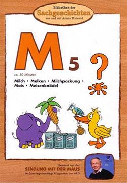 M5 - Bibliothek der Sachgeschichten - Ein Unterrichtsmedium auf DVD