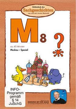 M8 - Bibliothek der Sachgeschichten - Ein Unterrichtsmedium auf DVD