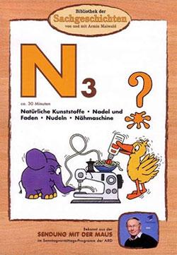 N3 - Bibliothek der Sachgeschichten - Ein Unterrichtsmedium auf DVD