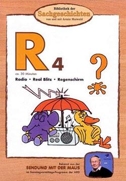 R4 - Bibliothek der Sachgeschichten - Ein Unterrichtsmedium auf DVD