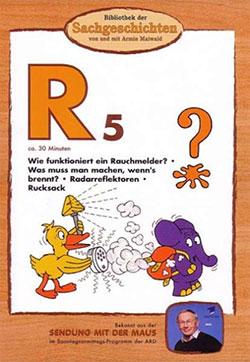 R5 - Bibliothek der Sachgeschichten - Ein Unterrichtsmedium auf DVD