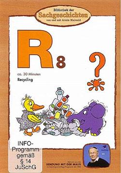 R8 - Bibliothek der Sachgeschichten - Ein Unterrichtsmedium auf DVD