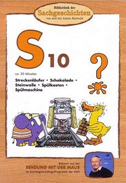 S10 - Bibliothek der Sachgeschichten - Ein Unterrichtsmedium auf DVD